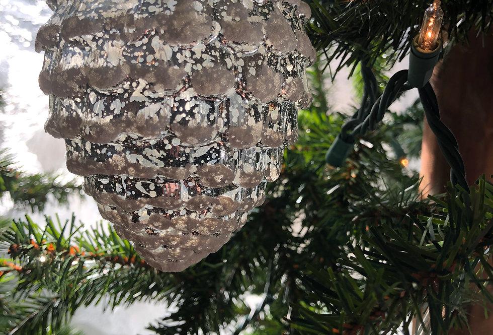 Mercury Cone Ornament