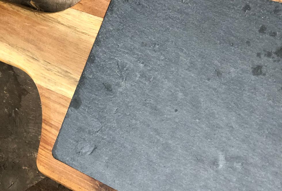 Large Slate Wood Paddle Board