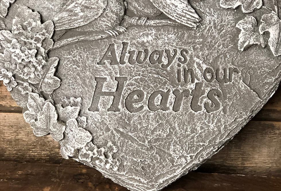 Always In Our Heart - Stone