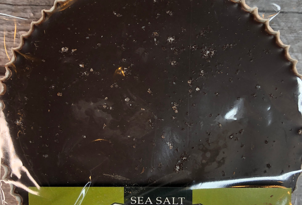 Dark Chocolate Caramel Peanut Butter Cup