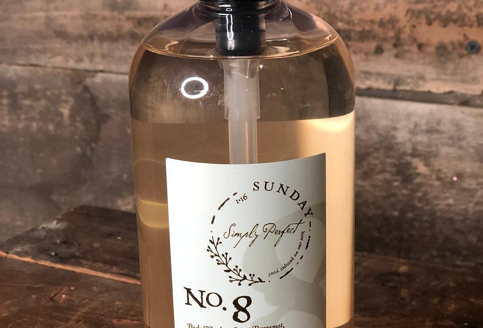 No. 8 Body Wash