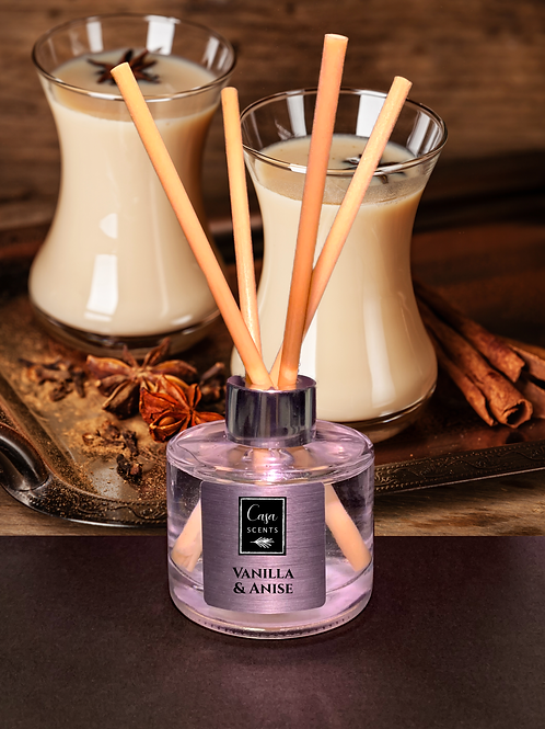 Vanilla & Anise Reed Diffuser