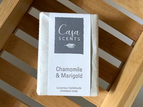 Chamomile & Marigold Natural Shampoo Bar