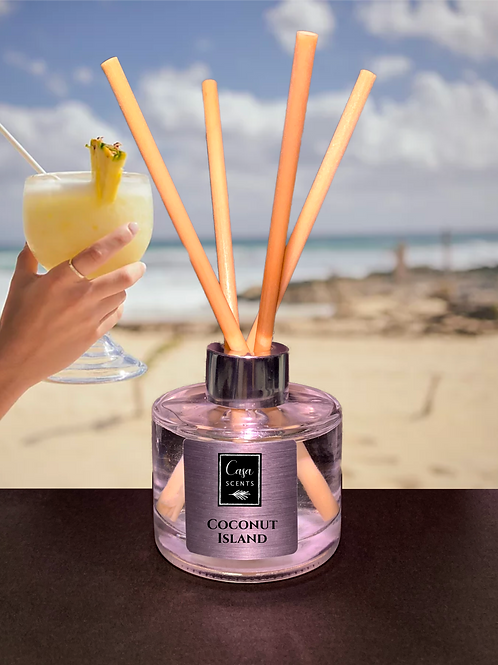 Coconut Island Reed Diffuser