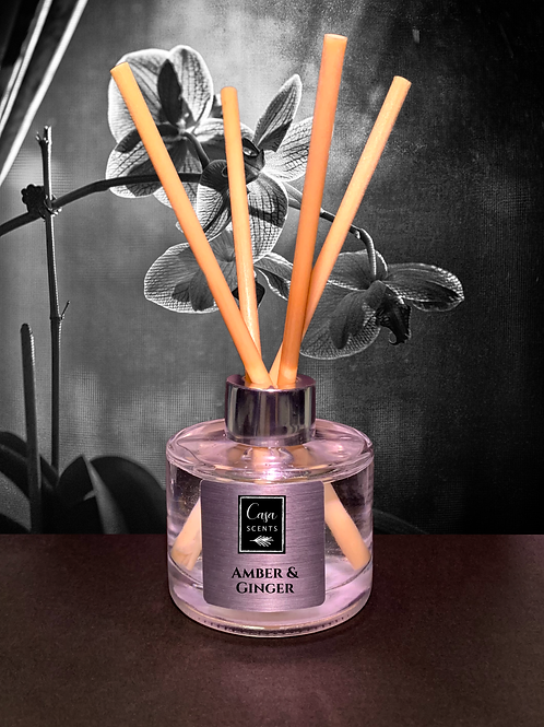 Amber & Ginger Reed Diffuser