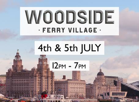 Woodside Ferry Village Pop-Up Shop!