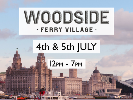 Woodside Ferry Village Pop-Up Shop!