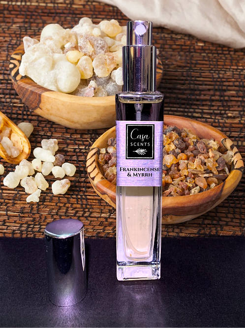 Frankincense & Myrrh Room Mist Spray