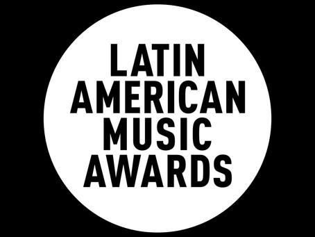 "Telemundo Announces The 6th Annual ""Latin American Music Awards"" To Take Place Thursday, April 15"