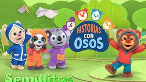 Semillitas Acquires the Rights of Historias con Osos