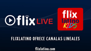 FlixLatino now offers linear channels Flix Live and Flix Kids