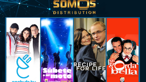 SOMOS Distribution Presents At The L.A. Screenings A New And Exclusive Offer
