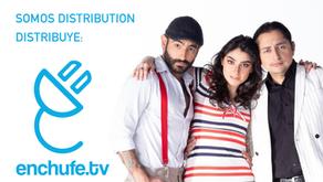 Somos Distribution Distributes Enchufe.TV