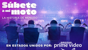 Súbete A Mi Moto now available on Amazon Prime Video in the United States