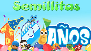 SEMILLITAS: TEN YEARS ENTERTAINING CHILDREN WITH EDUCATIONAL AND VIOLENCE-FREE PROGRAMING