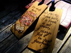 Oak Bookmarks