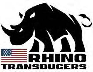 Rhino Pressure Transducers