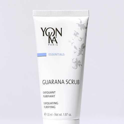 ESSENTIALS -Guarana  Scrub - Exfoliant visage