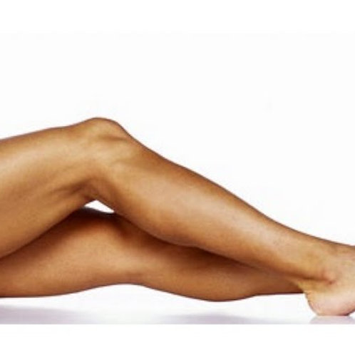 Epilation 4 zones : jambes entières homme