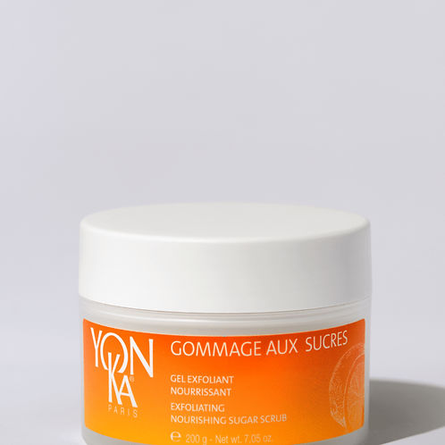 AROMA FUSION - GOMMAGE AUX SUCRES CORPS VITALITE