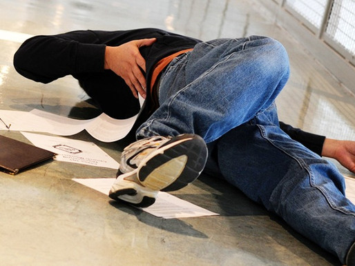 Slip-And-Falls: When Are You Owed Compensation?