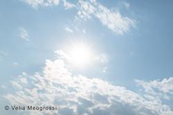 Sun and sky - IX