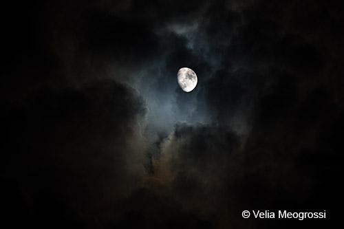 Silent moon - XI