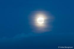 Silent moon - IX
