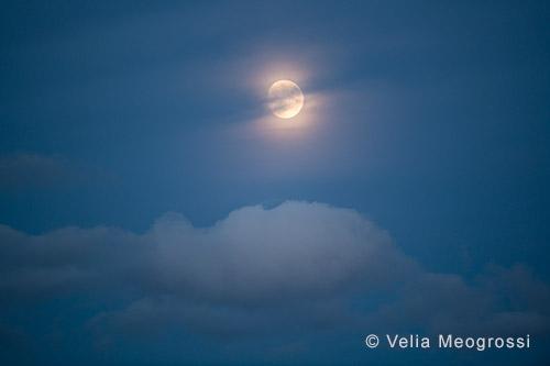 Silent moon - XV