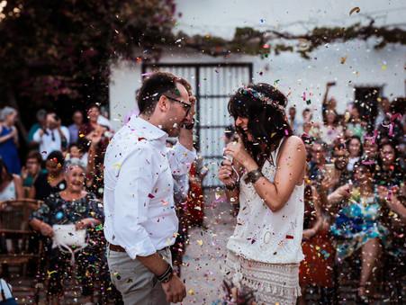 Plan de desescalada en las bodas  【COVID-19】