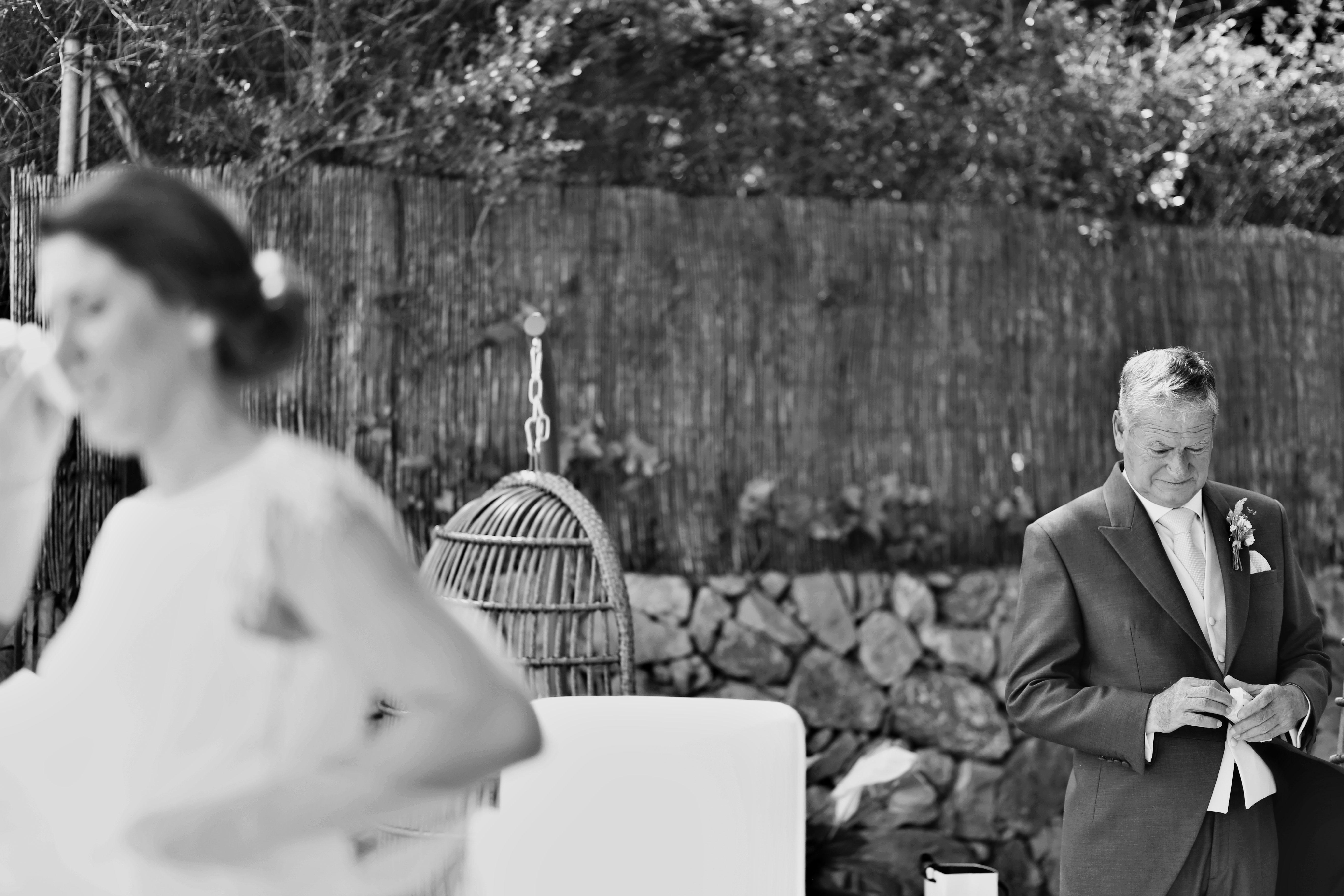 Fotografo de boda Vall d´uxo
