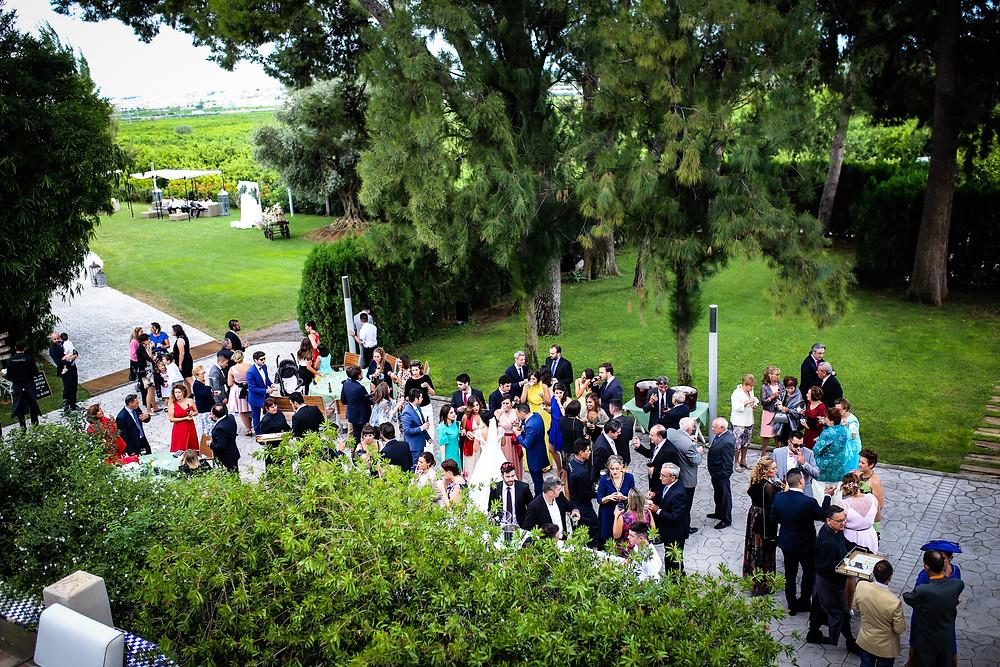 boda en mas de lucia