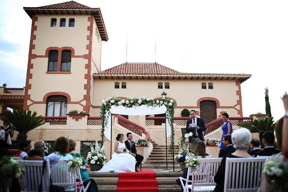 boda en mas del pi
