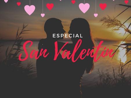 Regalo original en San Valentín