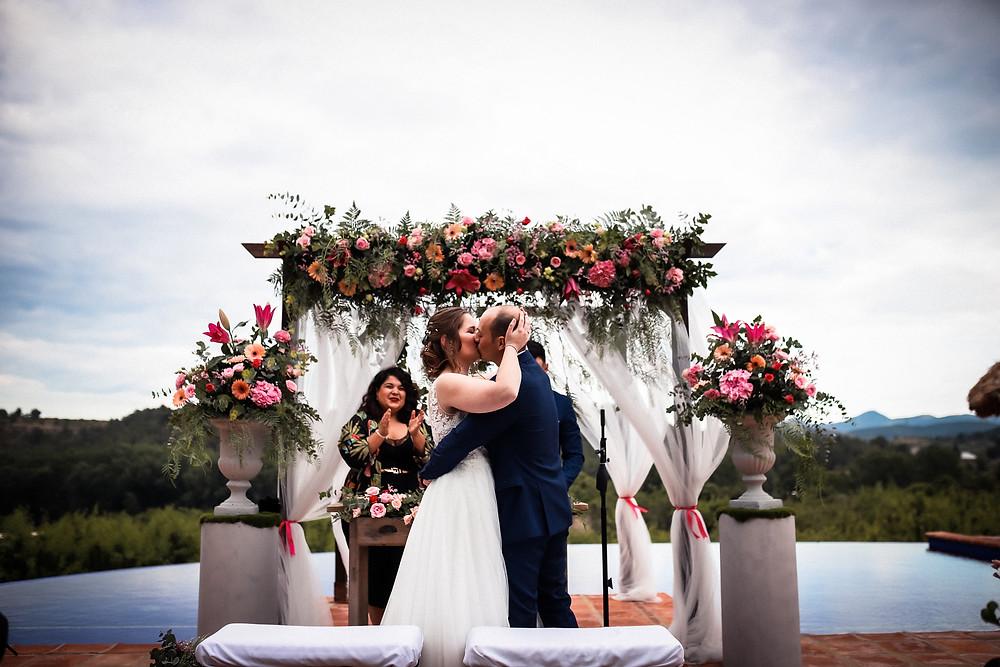 boda en masia durba