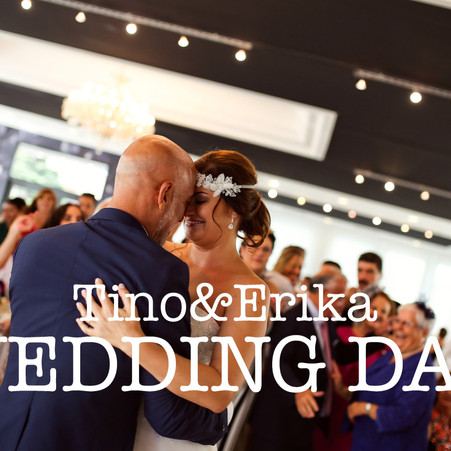 Wedding day / Tino y Erika