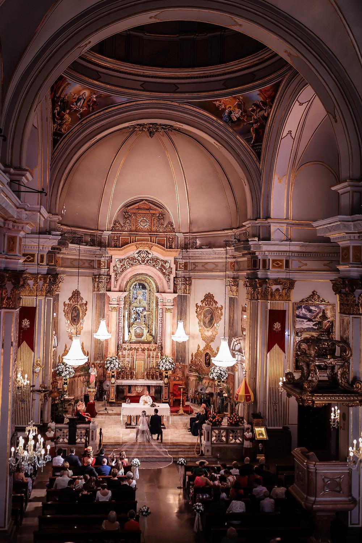 boda religiosa en castellon lidon