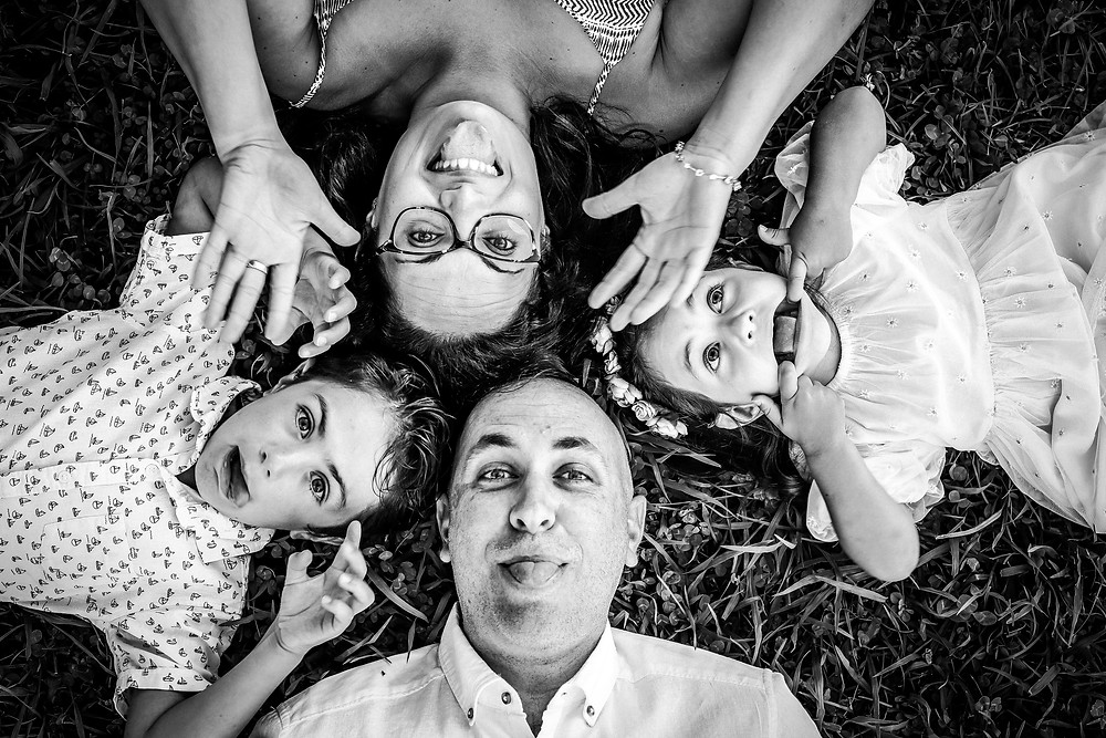 foto familia en castellon