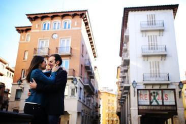 Fotografia de San Valentin en Castellon