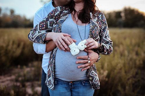 Sesión Embarazo + Bebé + 1 añito