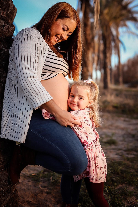 Fotos embarazadas en castellon