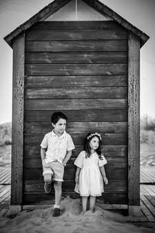 Fotografia de niños en Castellon