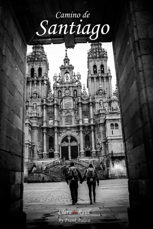 camino de santiago de compostela en galicia, reportaje de fotos de Frank Palace