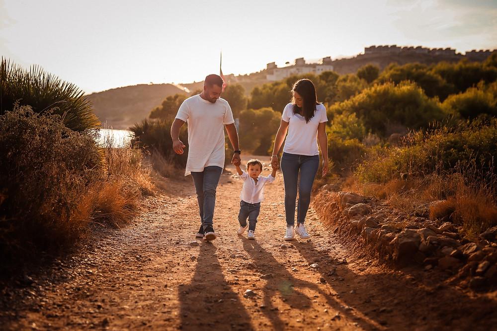 Fotos de familia en Oropesa