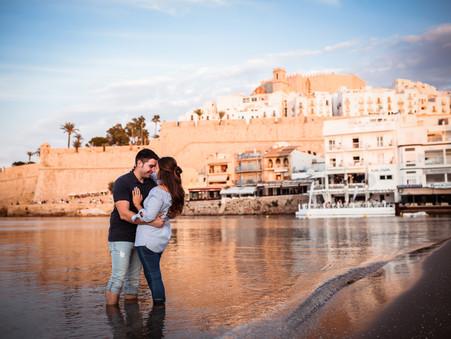 Preboda en Castellón【Lugares perfectos para tu sesión en la provincia.】Frank Palace