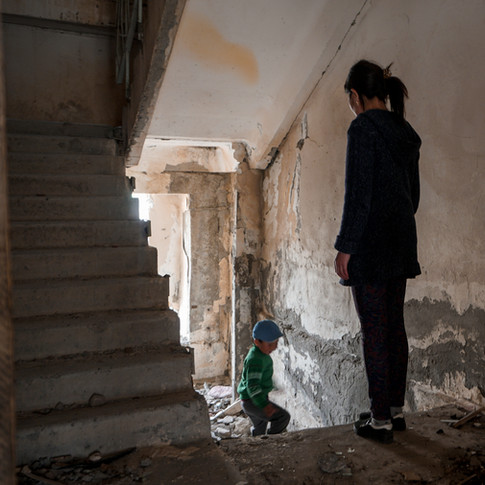 Living with ghosts: Meet the last residents of Engilchek, Kyrgyzstan's eeriest town