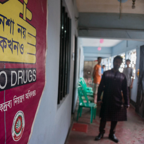 Yaba addiction: The dark side of Bangladesh's increasing affluence