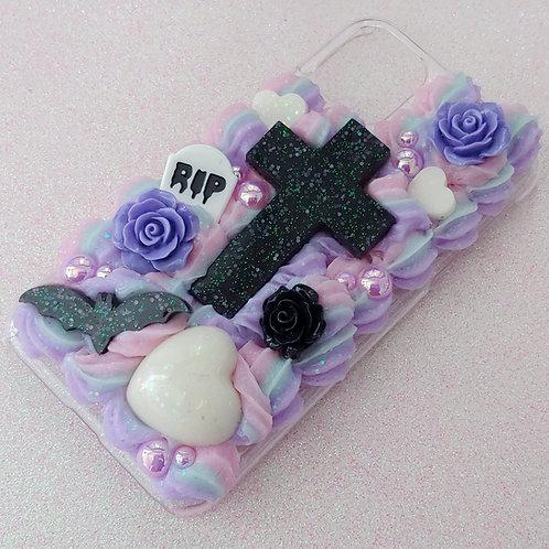 iPhone 11 : Cross Rose
