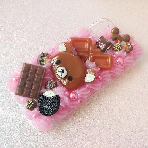 iPhone XS Max : Sweet Rilakkuma