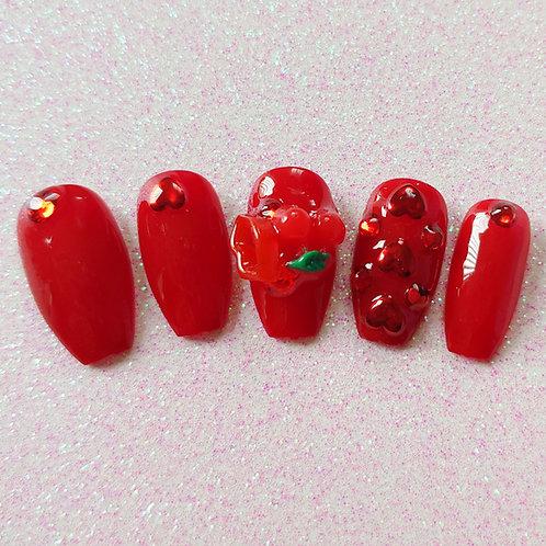Cherry Flavor lips